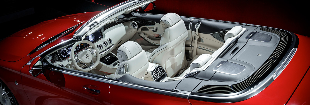 mercedes-maybach s 650 cabriolet: reserved for the elite!   luxury