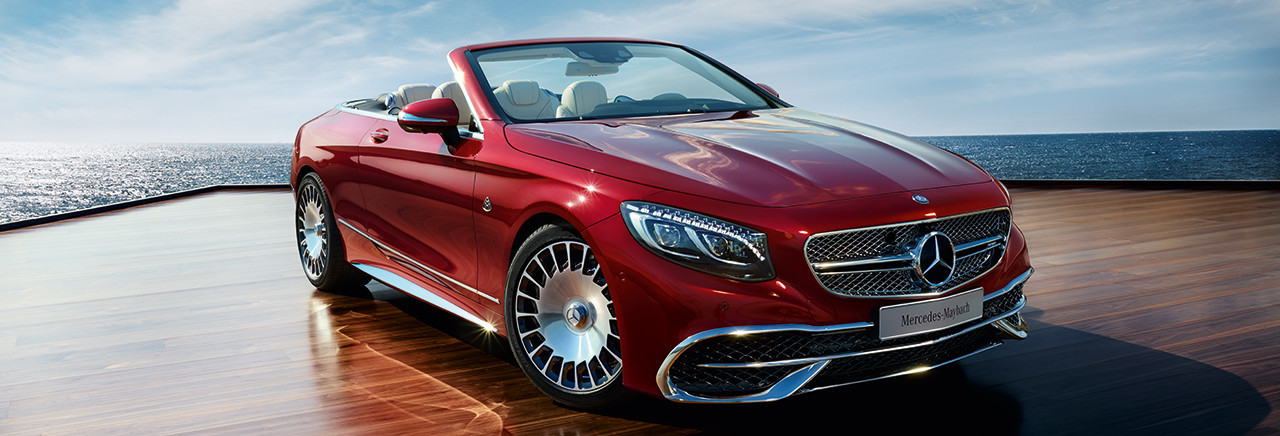 mercedes maybach s 650 cabriolet reserved for the elite