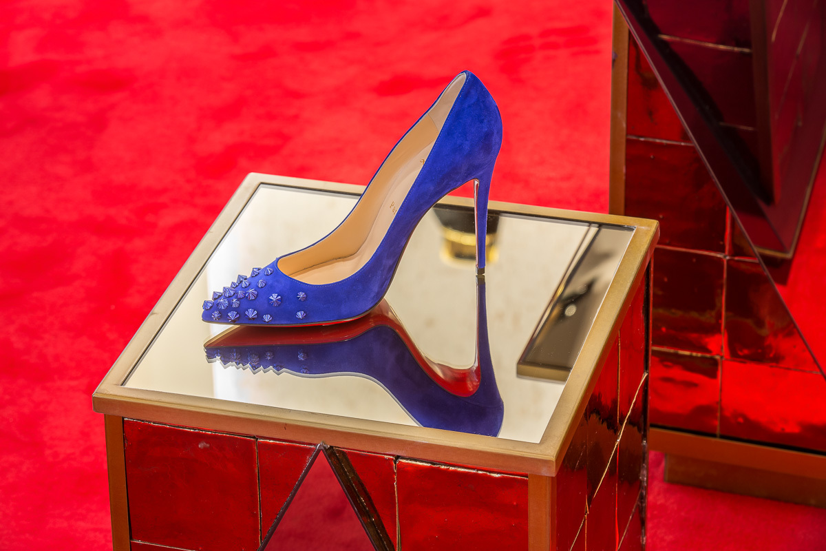06346c43c6 Luxury within arm s reach! Louboutin opened its first boutique in ...