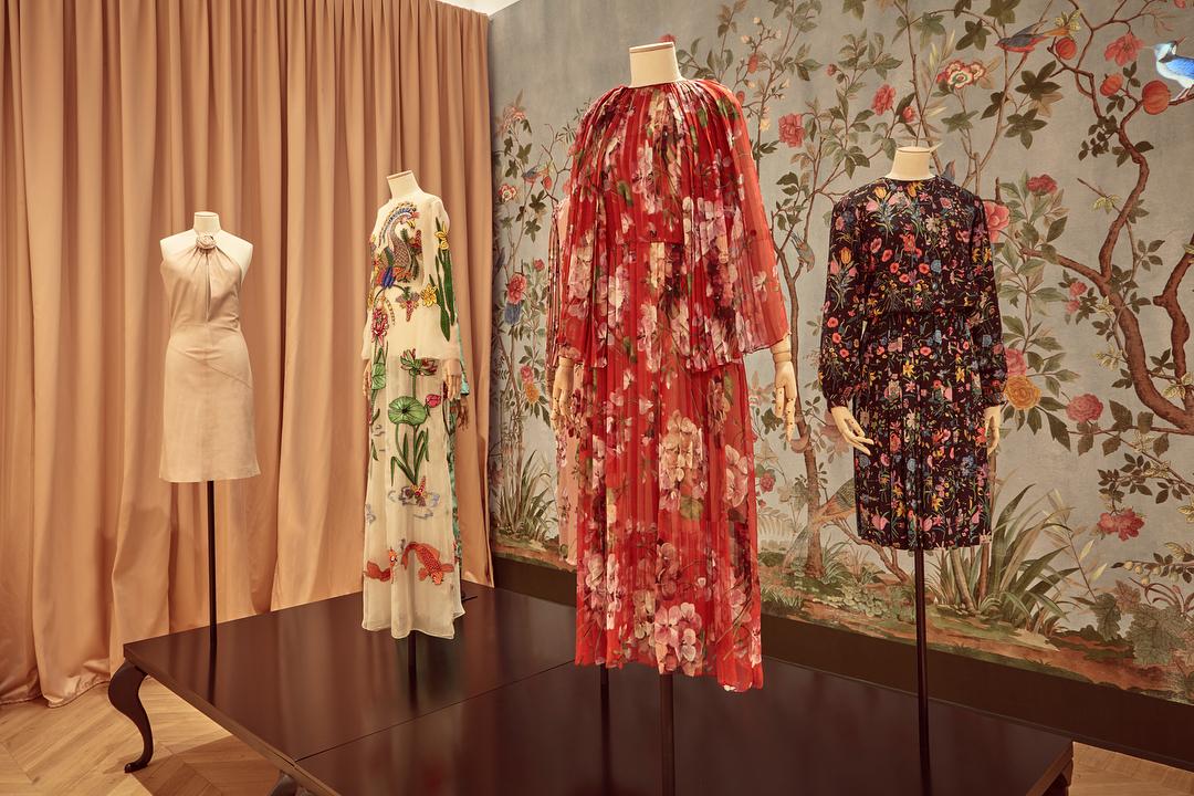 485859a7d6a8 Unique fashion brand exhibition  Enter the Gucci Garden in Florence ...