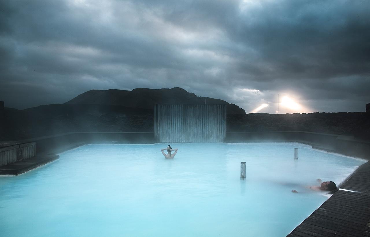 Blue Cafe Iceland
