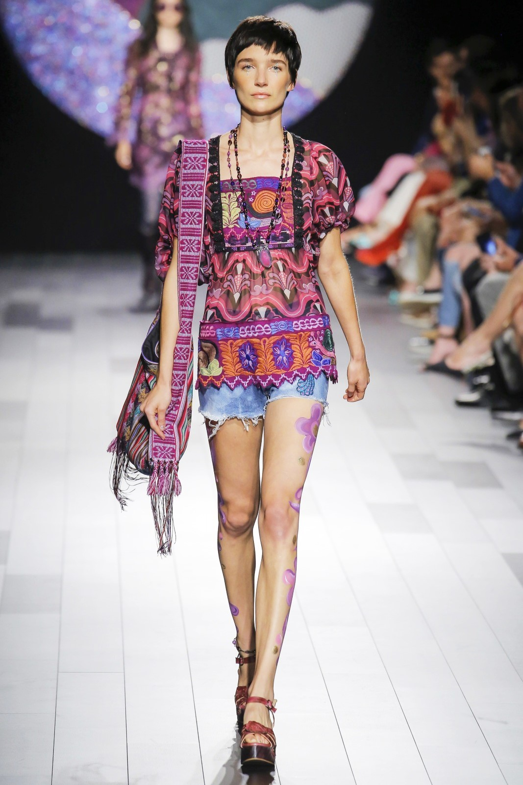2019 year for girls- Anna sui ss