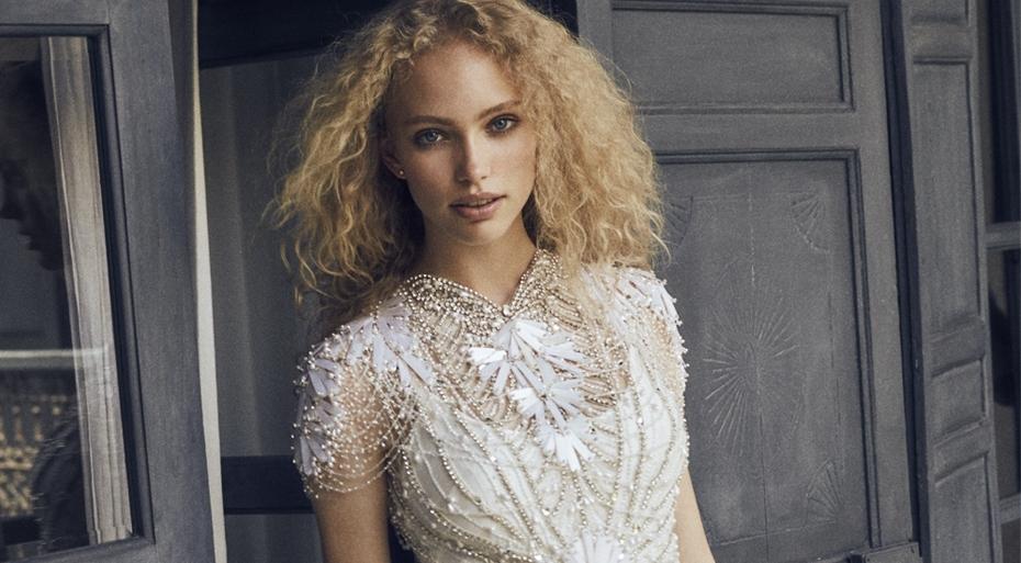 Luxusni Svatebni Saty Jenny Packham Ktere Zari Jako Diamant