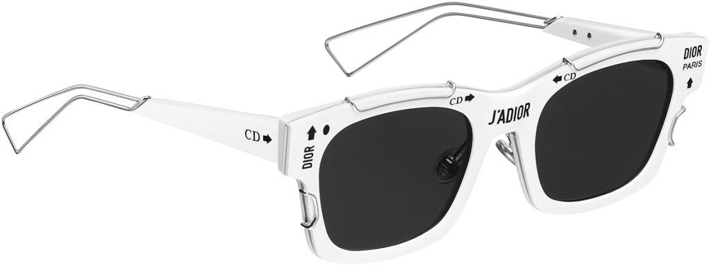 JAdior sunglasses - White Dior k3fAyn6M4