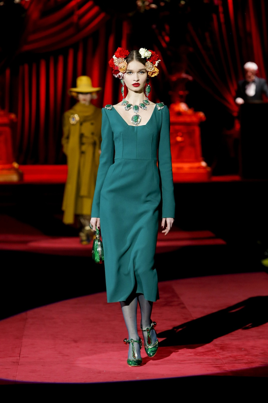 05b0f0a8aa The most beautiful collection of Milan Fashion Week: The winner is ...