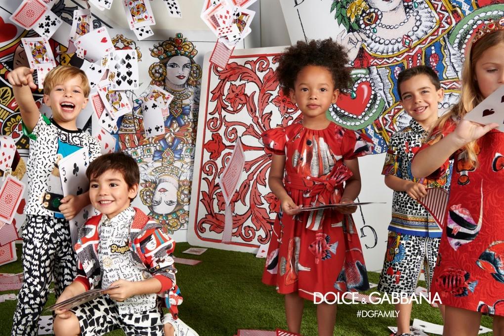 26fc8e9e9e9b4 Dolce   Gabbana Bambino – when kids have style!