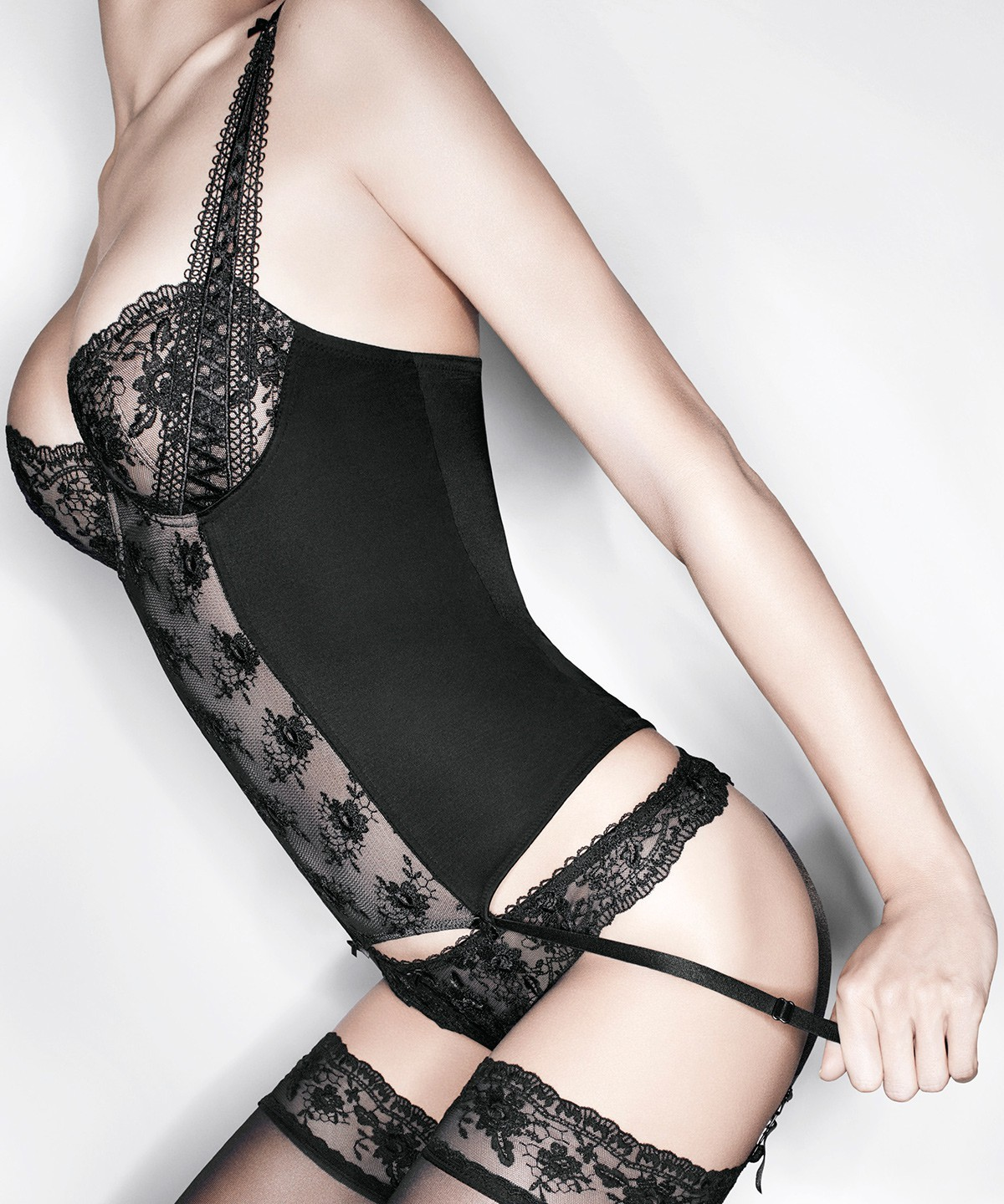 French Passionate Night with Aubade Lingerie  b3edd8561