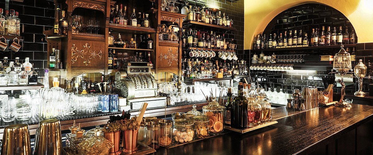 Hemingway Bar | Luxury Prague Life