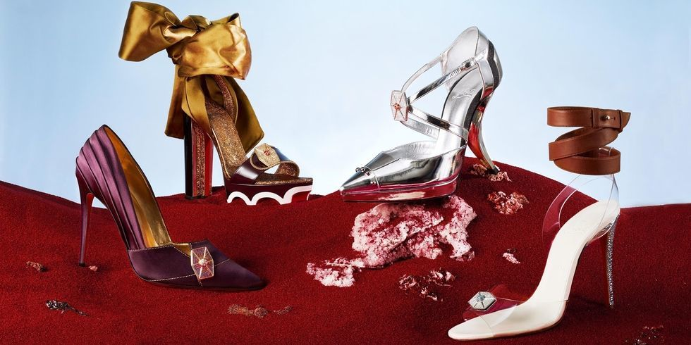 0ed93d9fac Showdown of the shoe kings  Manolo Blahnik vs. Christian Louboutin ...