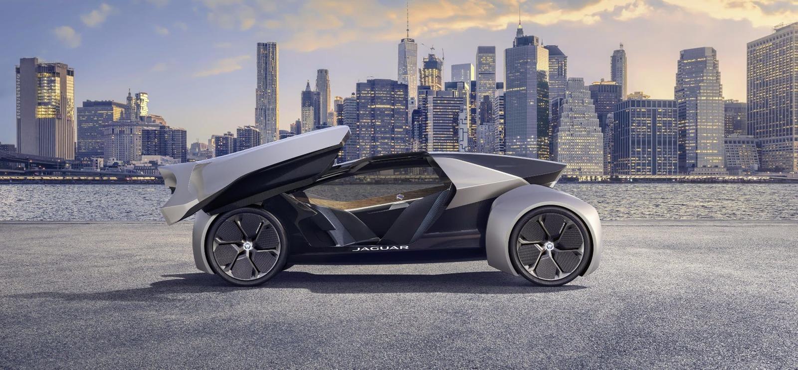 Jaguar Future Type, Concept Source: Media.jaguar.com