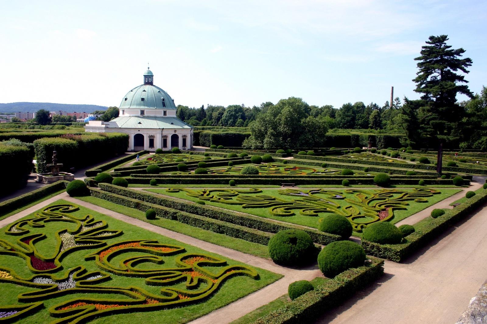 The 4 Most Beautiful Czech Chateau Gardens