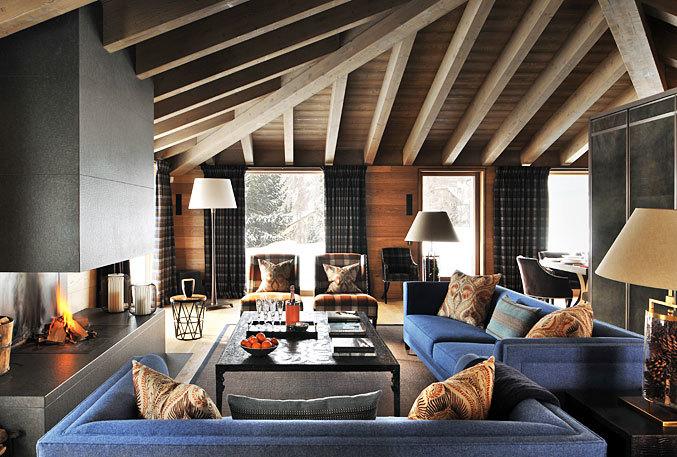 Luxury interior by nicky dobree