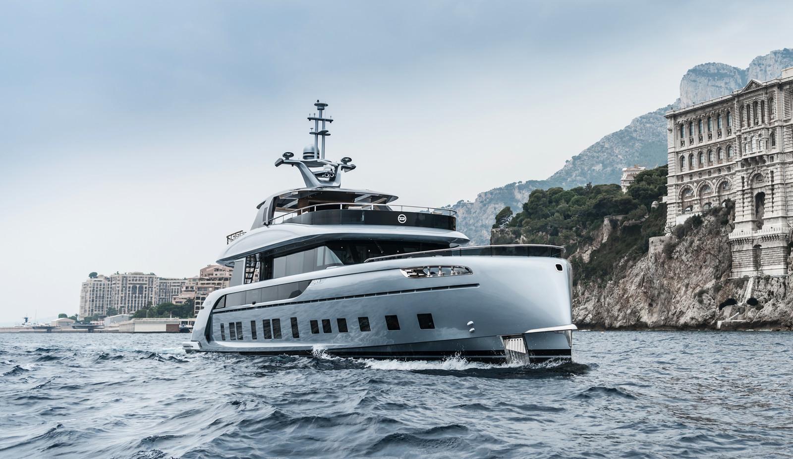 The GTT 115 is a modern yacht with Porsche DNA | Luxury
