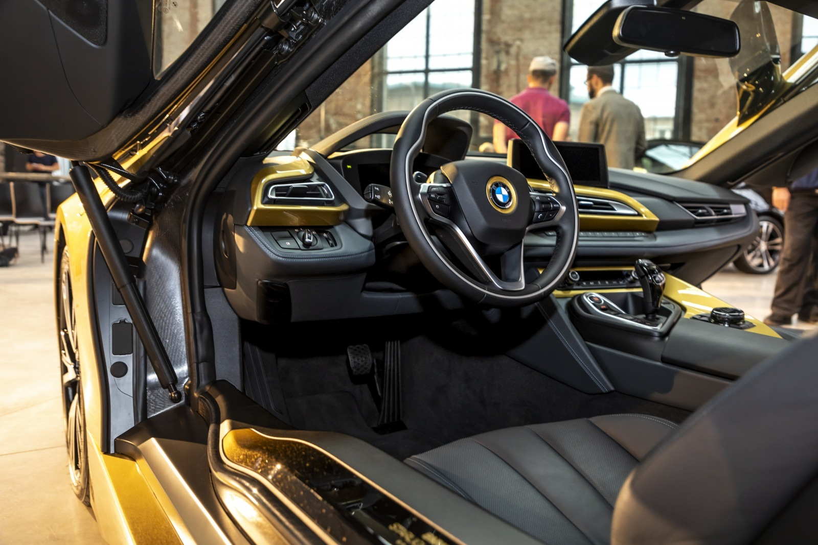 BMW I8 And I3 STARLIGHT Edition, Detail