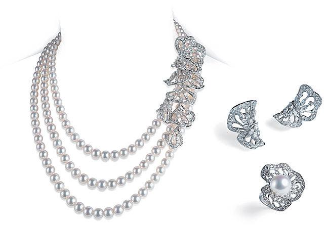 Bridal Collection Mikimoto