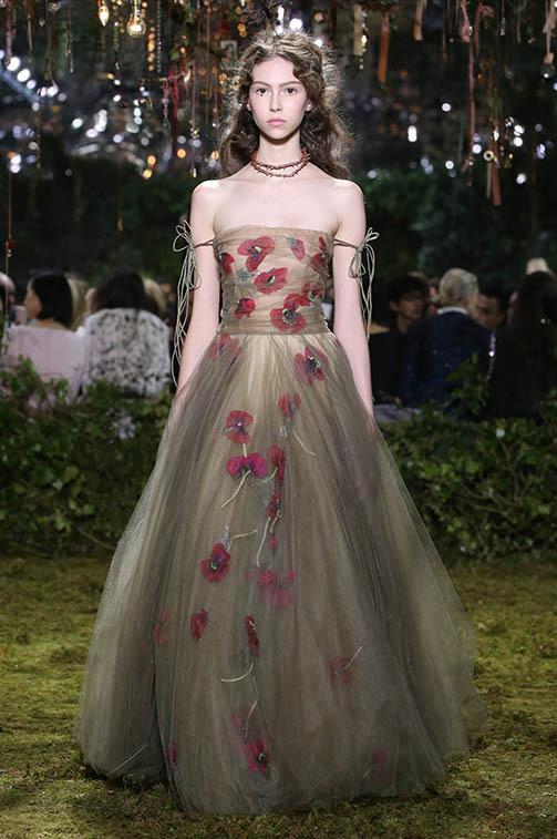 Znacka Dior Uchvatila Pariz Haute Couture Show Luxury Prague Life