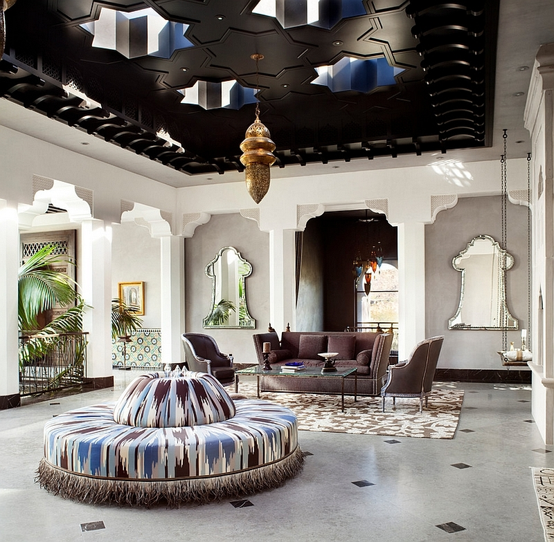 Housing in Moroccan Style Taste of the Orient and Beauty of