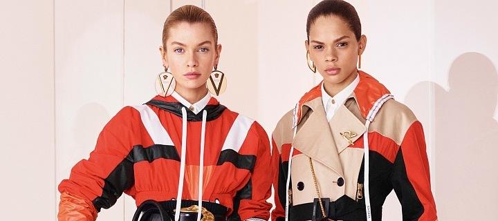 Luxusní móda Versace.