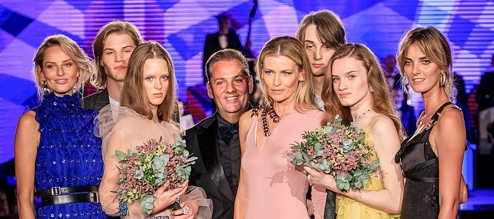 Vítěžové Schwarzkopf Elite Model Look 2019