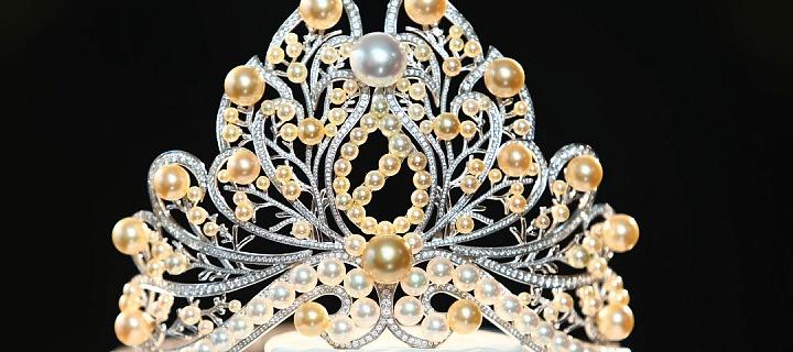 Perly jsou luxusní záležitostí.