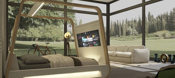 Chytrá postel HiBeds