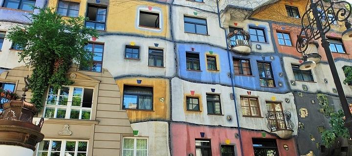Hundertwasserhause