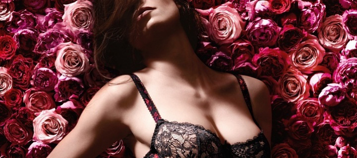 French Passionate Night with Aubade Lingerie  1cd6d348e