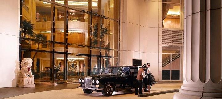 Luxus v podobě Ritz-Carlton
