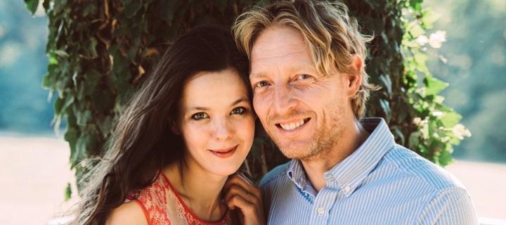 Lilia je zatím neoficiální partnerkou Karla Janečka, mají spolu dceru Isabelku.