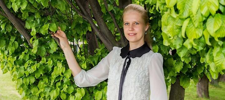 Monika Granja je ředitelkou nadace, kterou založila Olga Havlová.