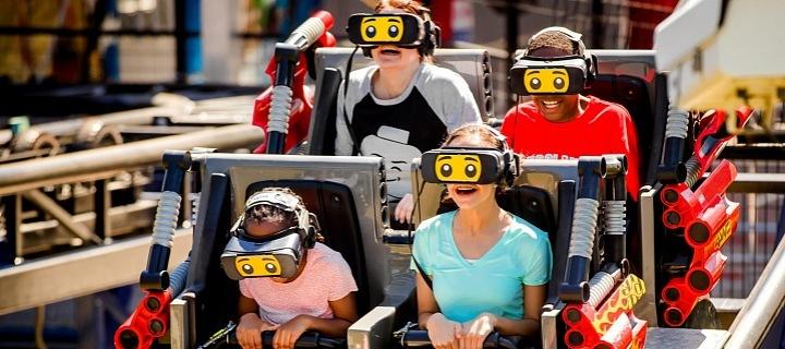Legoland VR, Lego Race