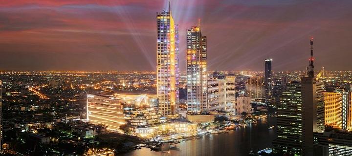 IconSiam - new face of Bangkok