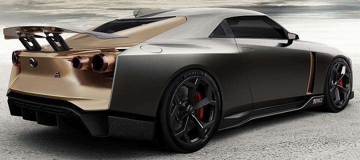 Italdesign, Nissan GT R50, speciální vůz
