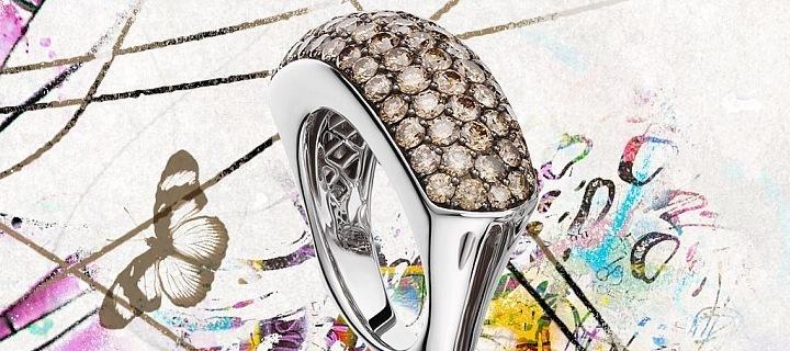 Luxusní prsten Adler - Julie