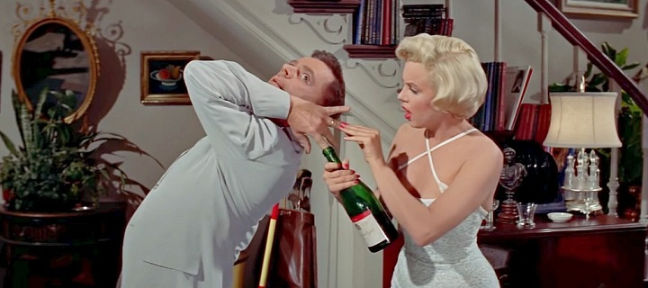 Marilyn Monroe, To Ewell ve filmu Seven year itch