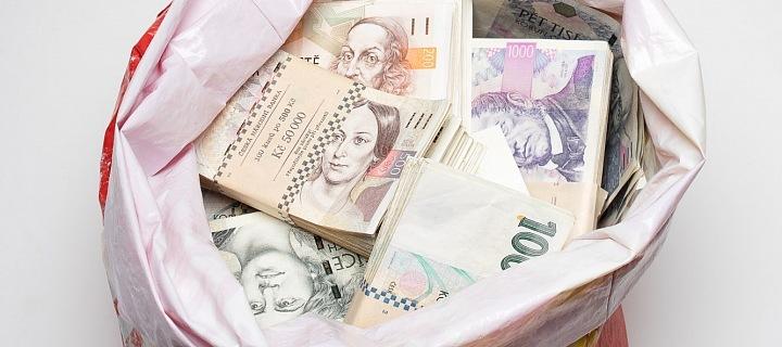 3080 transakcí - dílo za 1 100 000 Kč