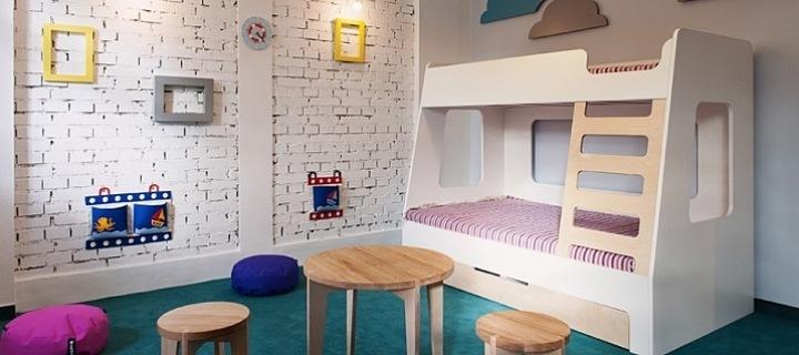 Nádherné dětské pokoje