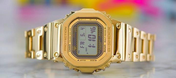 Casio hodinky za 1,5 milionu Kč