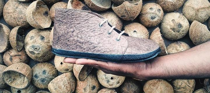 Luxusní obuv z materiálu Malai