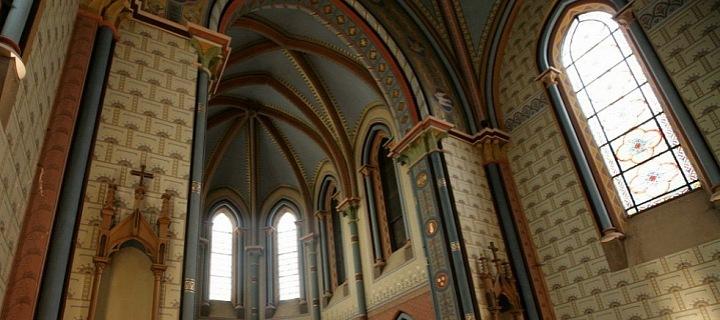 Kostel, Sacre Coeur