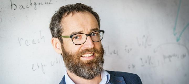 Expert na umělou inteligenci Michal Pěchouček