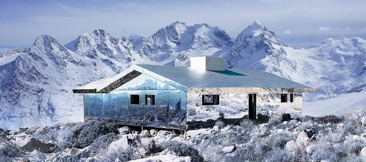 House by Doug Aitken