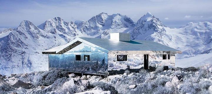 House by Doug Aitken