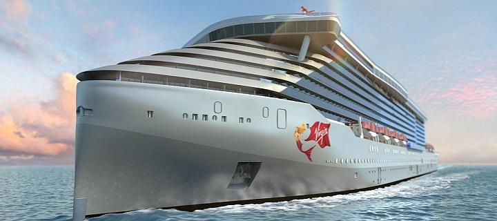 Luxusní loď z flotily Lady Ships