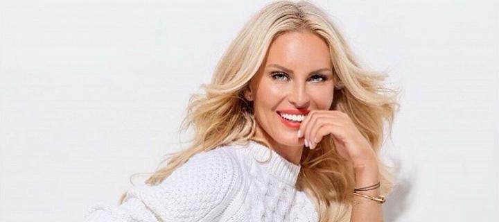 Simona Krainová je jedna z nejkrásnějších českých modelek.