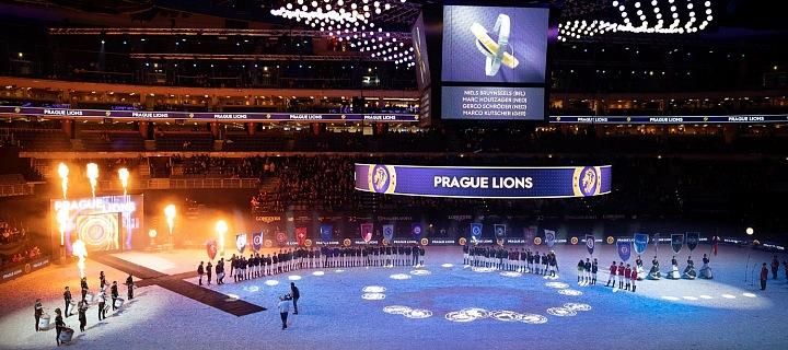 Velkolepá show začala v Praze už ve čtvrtek.