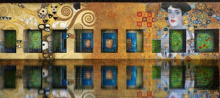 Nový prostor nabídne výstavu Gustava Klimta.