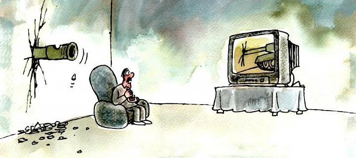 Abdul Raheem Yassir - karikatura