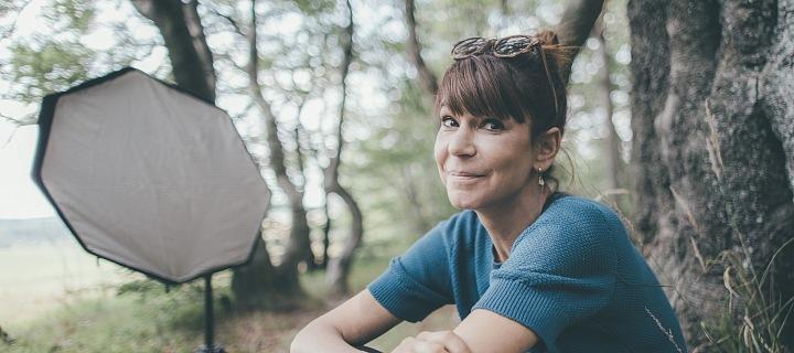 Alžběta Jungrová je světoznámá fotografka.