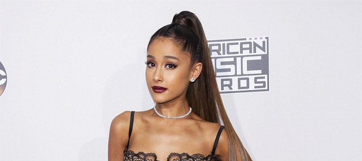Ariana Grande na American Music Awards